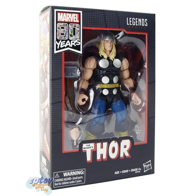 Marvel Legends Series 80 Years 6-inch The Mighty Thor
