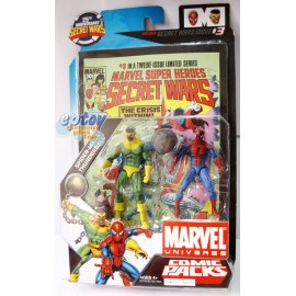 Marvel Universe Comic Packs 3.75-inch Spiose-Man & Thunderball