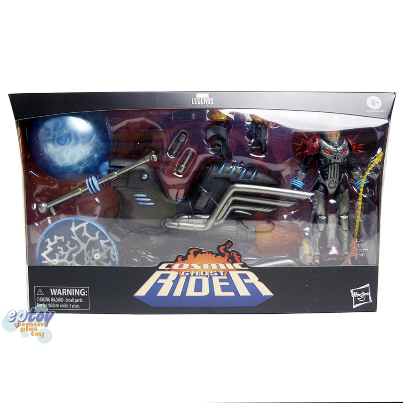 Marvel Legends Vehicle Series 6-inch Cosmic Ghost Rider