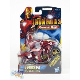 Marvel Iron Man 2 Iron Racers Quantum Quad