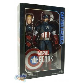 Marvel Legends Series 12-inch Captain America