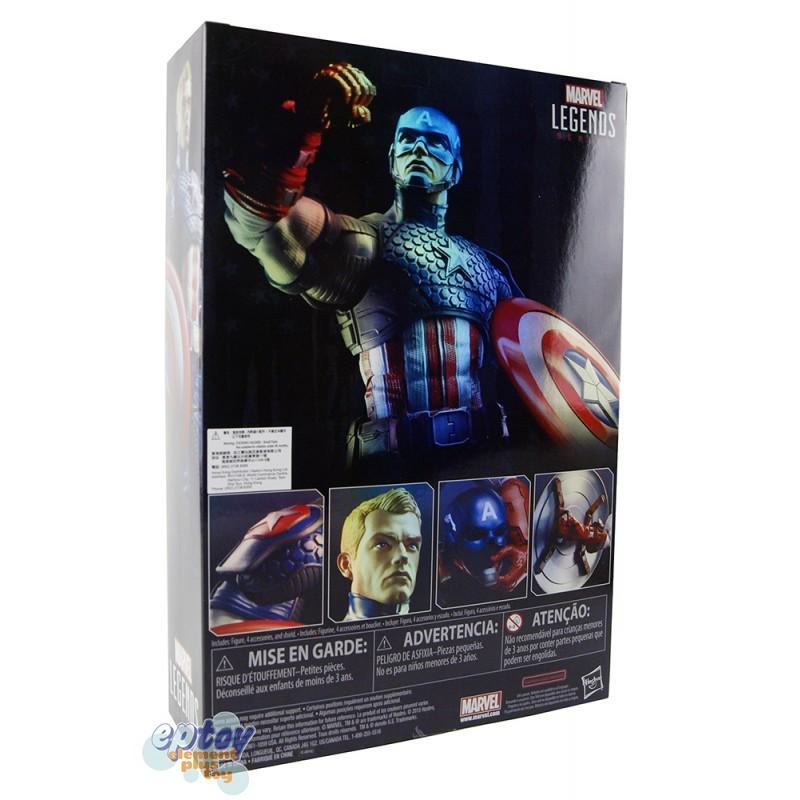 Marvel Legends Series 12-inch Captain America