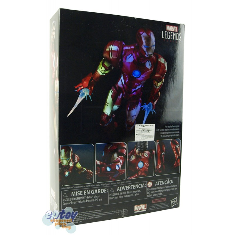 Marvel Legends Series 12-inch Iron Man