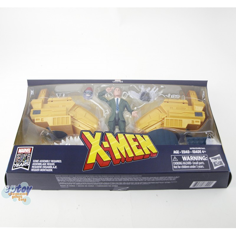 Marvel Legends Series 6-inch X-Man Professor X