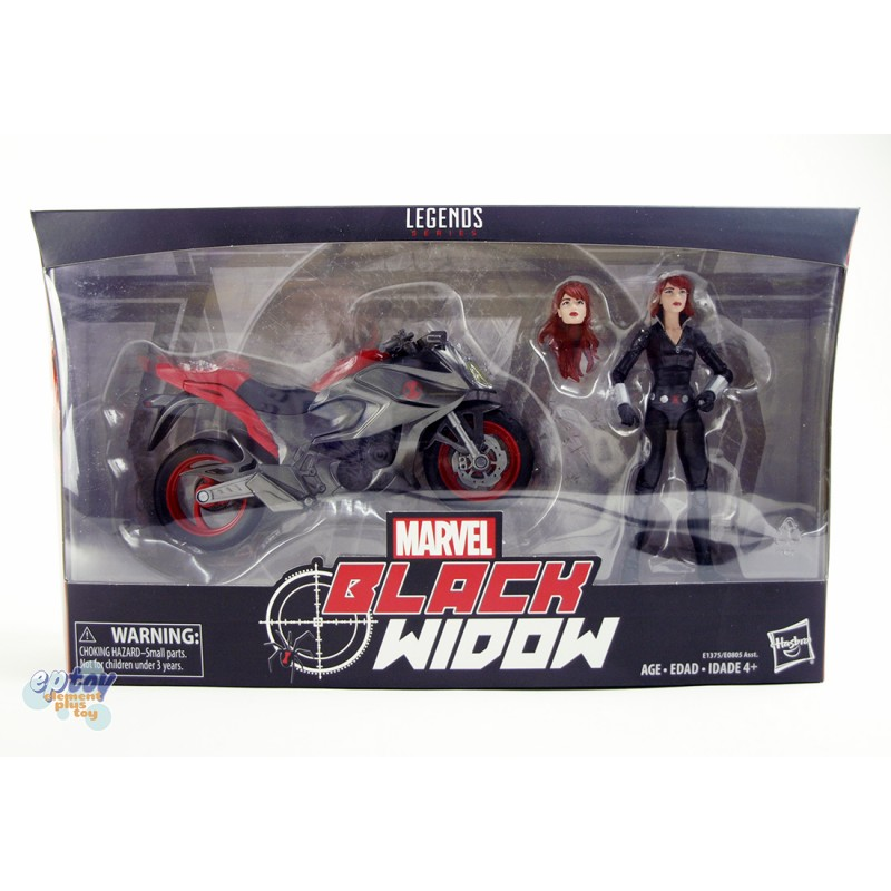 Marvel Avengers Legends Series Ultimate 6-inch Black Widow
