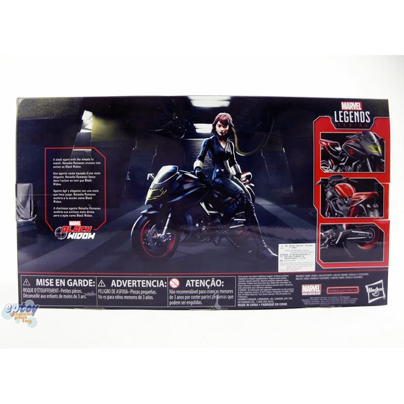 Marvel Avengers Legends Series Ultimate 6-inch Black Widow