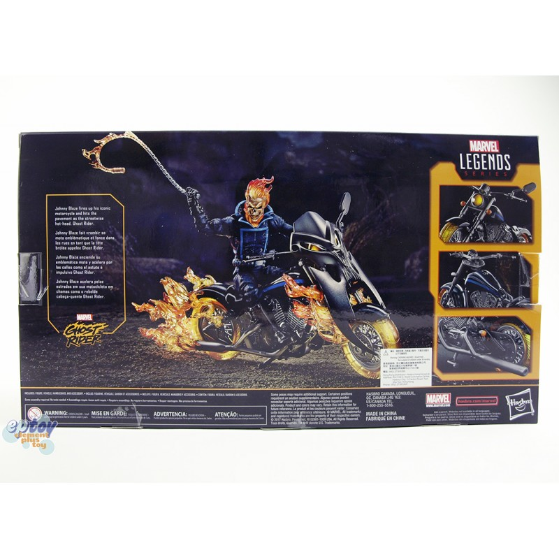 Marvel Avengers Legends Series Ultimate 6-inch Gost Rider