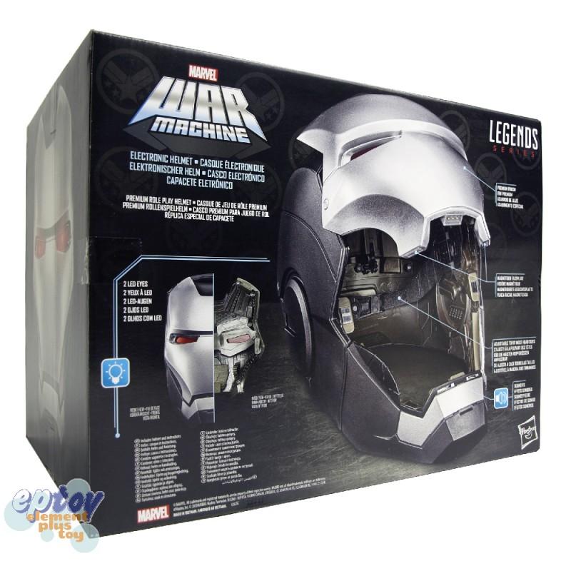 Marvel Avengers Legends Gear War Machine Electronic Helmet