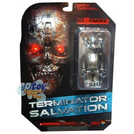 Bearbrick 100% Terminator Salvation T-700 Limited Edition