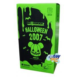 BEARBRICK 400% Halloween 2007