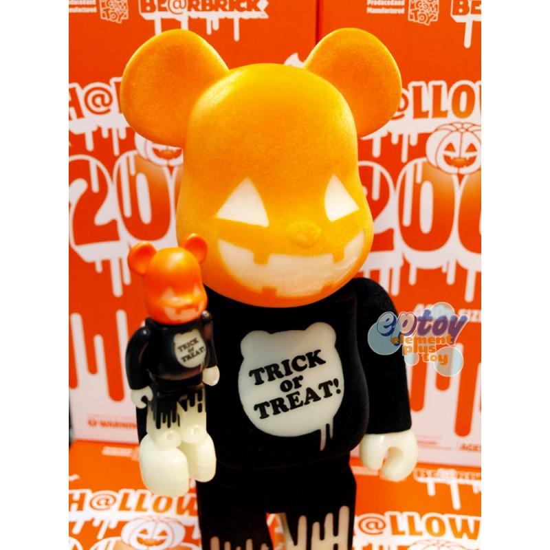 BEARBRICK 400% & 100% Halloween 2009