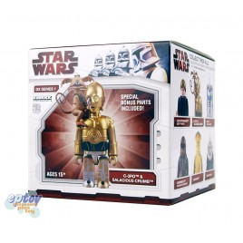 Kubrick 100% Star Wars DX Series 1 C-3PO & Salacious Crumb