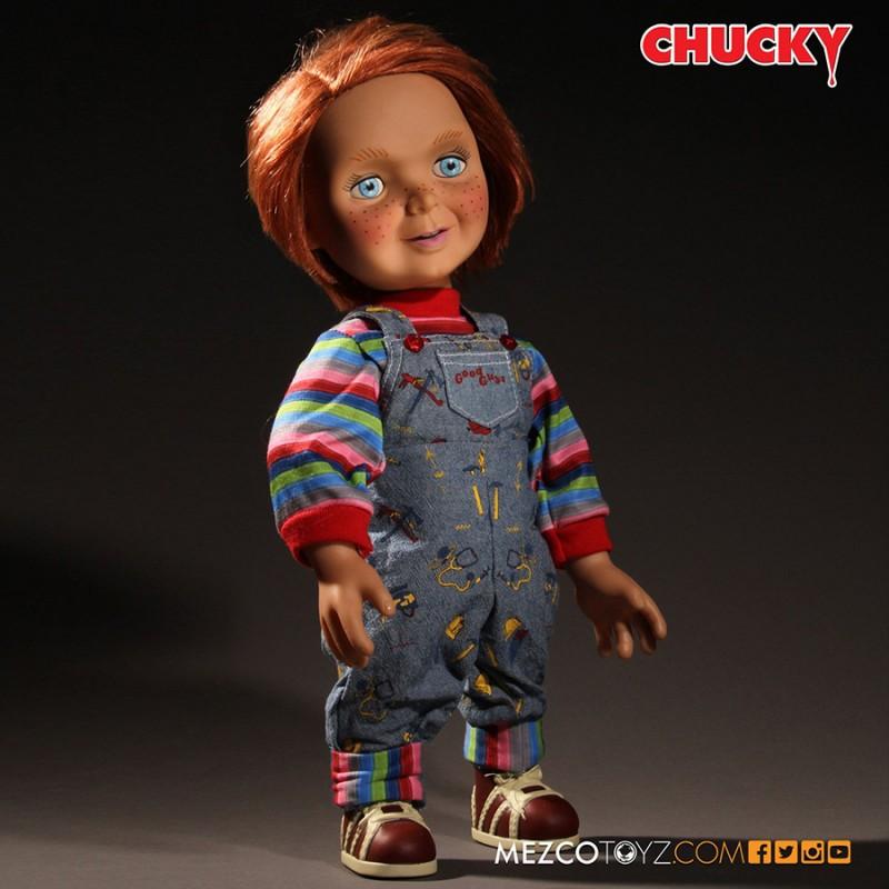 Mezcotoyz Child's Play 2 Talking Good Guys Chucky