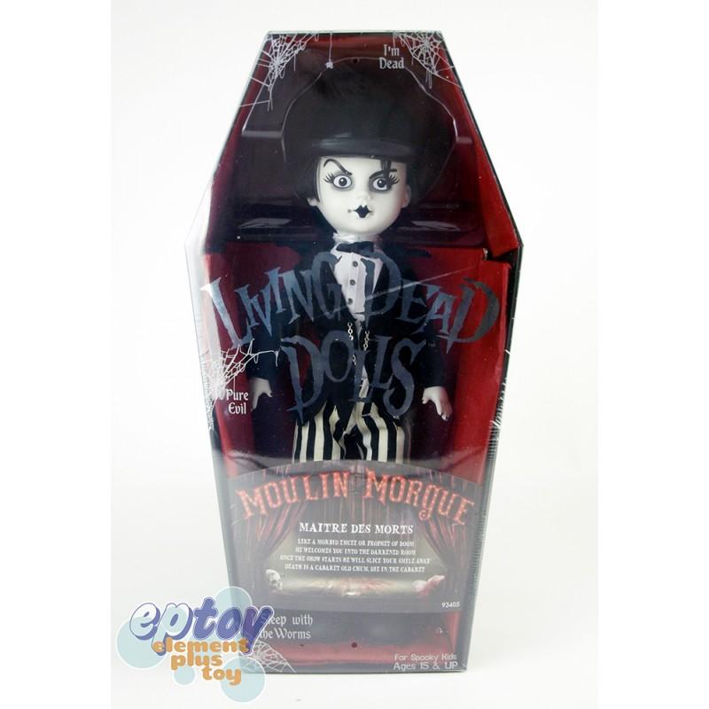 Mezcotoyz Living Dead Dolls Series 33 Moulin Morgue