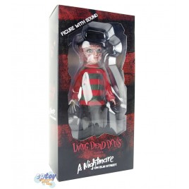Mezcotoyz Living Dead Dolls Presents A Nightmare On Elm Street Freddy Krueger