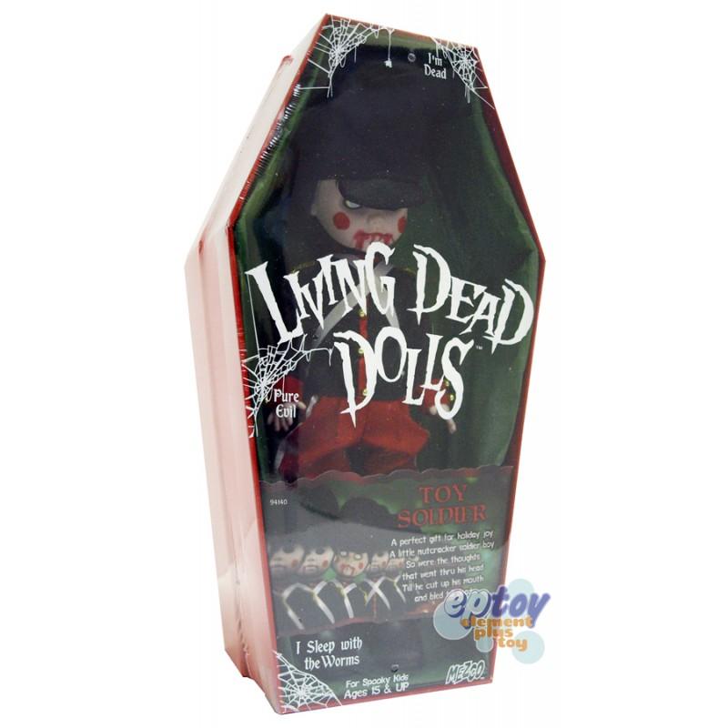 Mezcotoyz Living Dead Dolls Toy Soldier