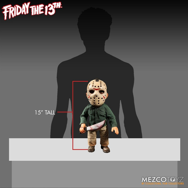 Mezcotoyz Friday the 13th Mega Jason with Sound Feature