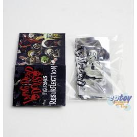 Mezcotoyz Living Dead Dolls 2-inch Figurines Resurrection Series1 Dawn Variant Version