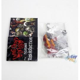Mezcotoyz Living Dead Dolls 2-inch Figurines Resurrection Series1 Walpurgis