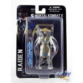 Mezcotoyz Mortal Kombat X 4-inch Raiden