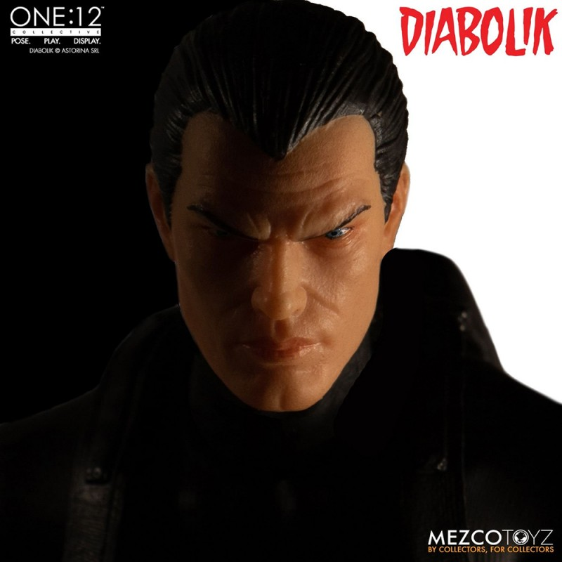 Mezcotoyz One:12 Collective Diabolik