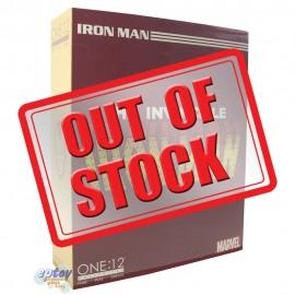 Mezcotoyz One:12 Collective Marvel The Invincible Iron Man