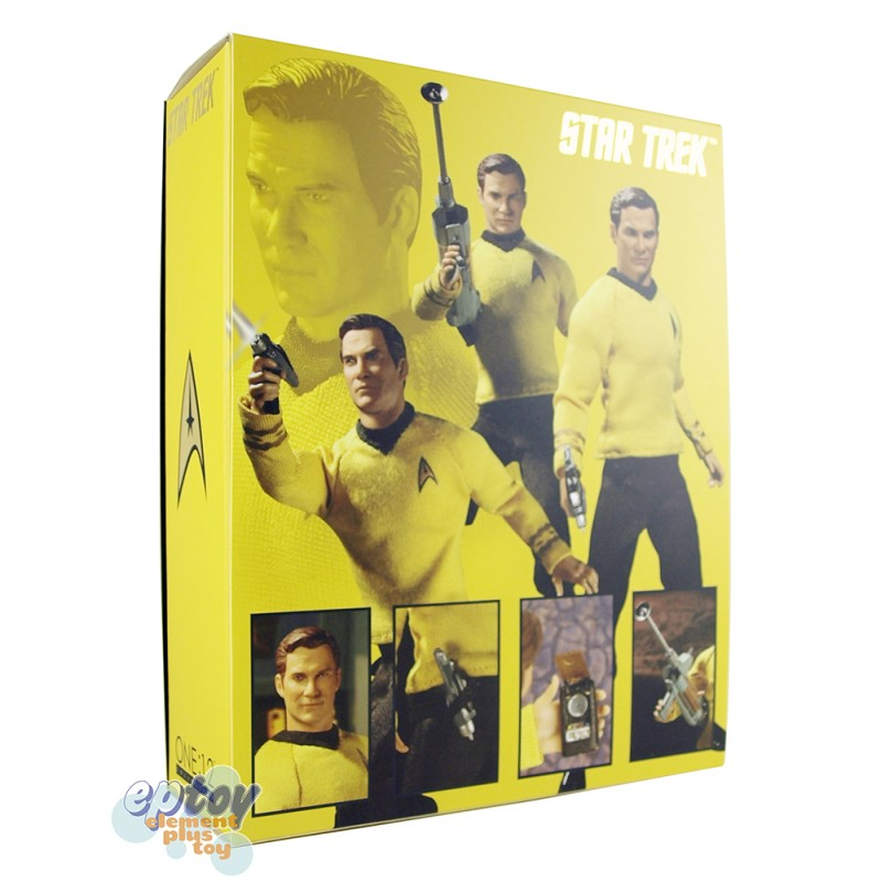 Mezcotoyz One:12 Collective Star Trek Captain Kirk