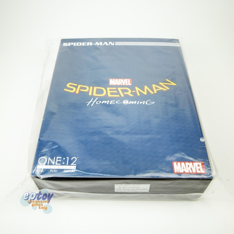Mezcotoyz One:12 Collective Marvel Spider-Man Homecoming