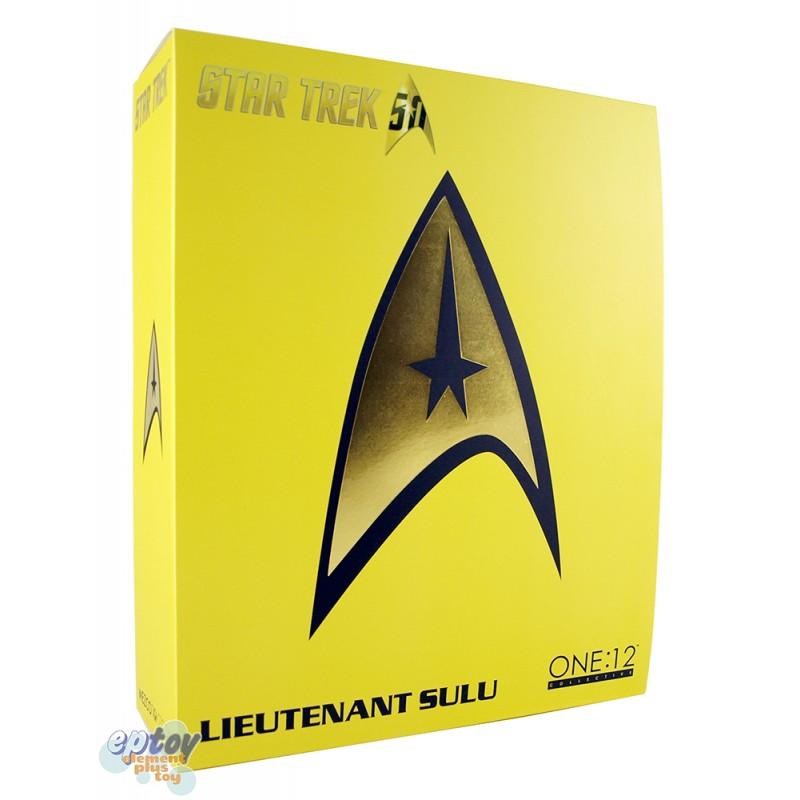 Mezcotoyz One:12 Collective Star Trek Lieutenant Sulu