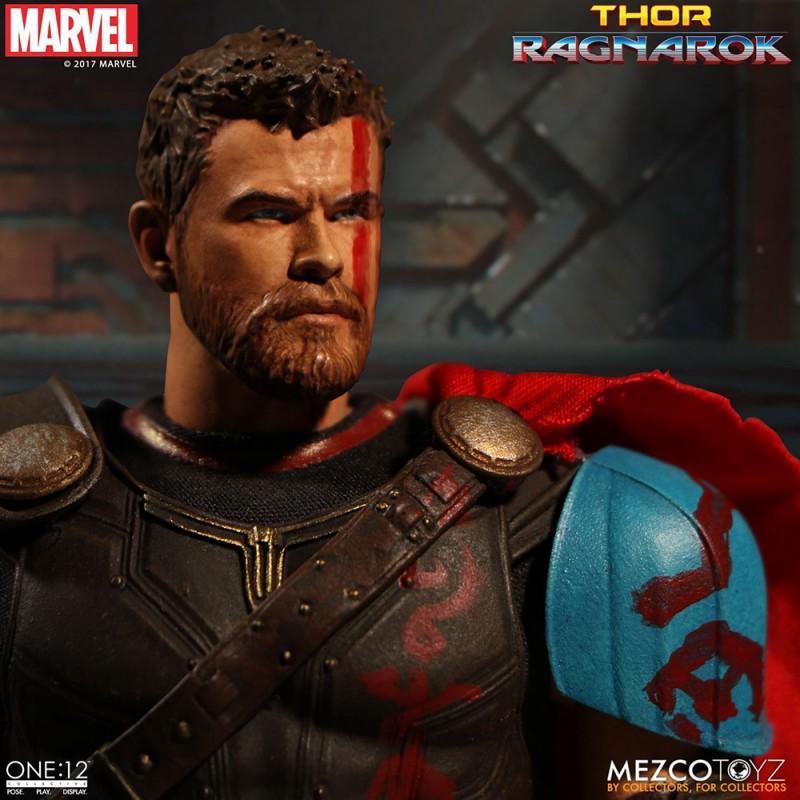 Mezcotoyz One:12 Collective Marvel Ragnarok Thor