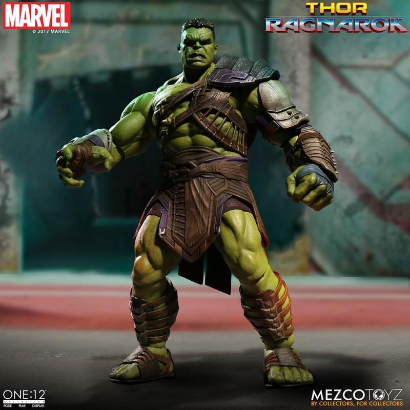 Mezcotoyz One:12 Collective Marvel Thor Ragnarok Hulk