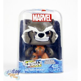 Mighty Muggs Marvel Classic 08 Rocket Raccoon