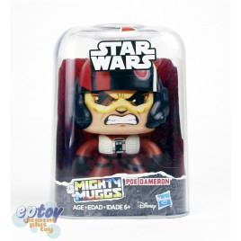 Mighty Muggs Star Wars 09 Poe Dameron