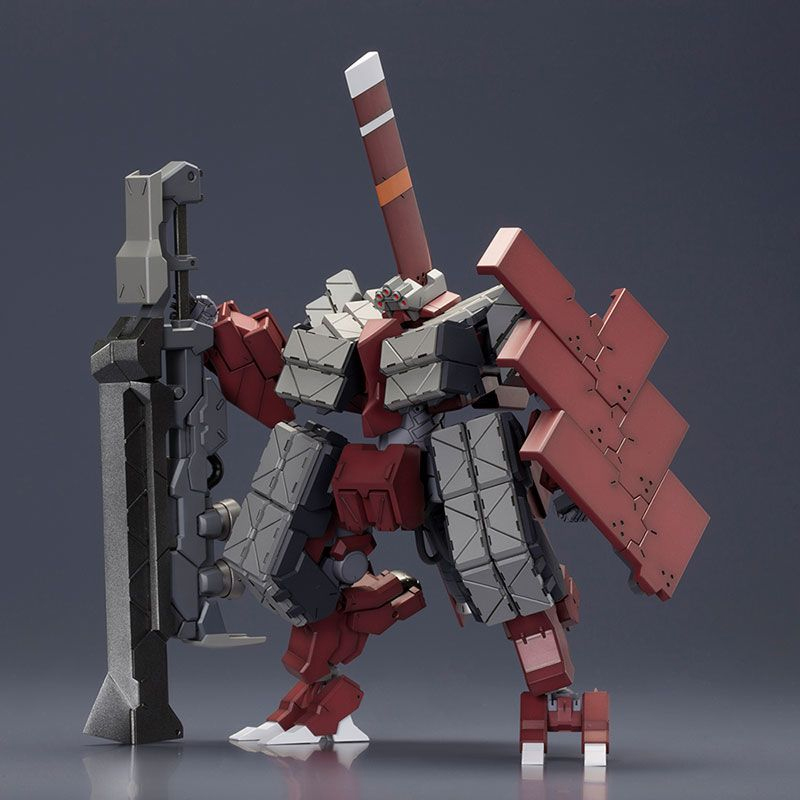 Kotobukiya Frame Arms #S09 Type48 Model2 Kagutsuchi-Otsu Fencer :RE Model Kit