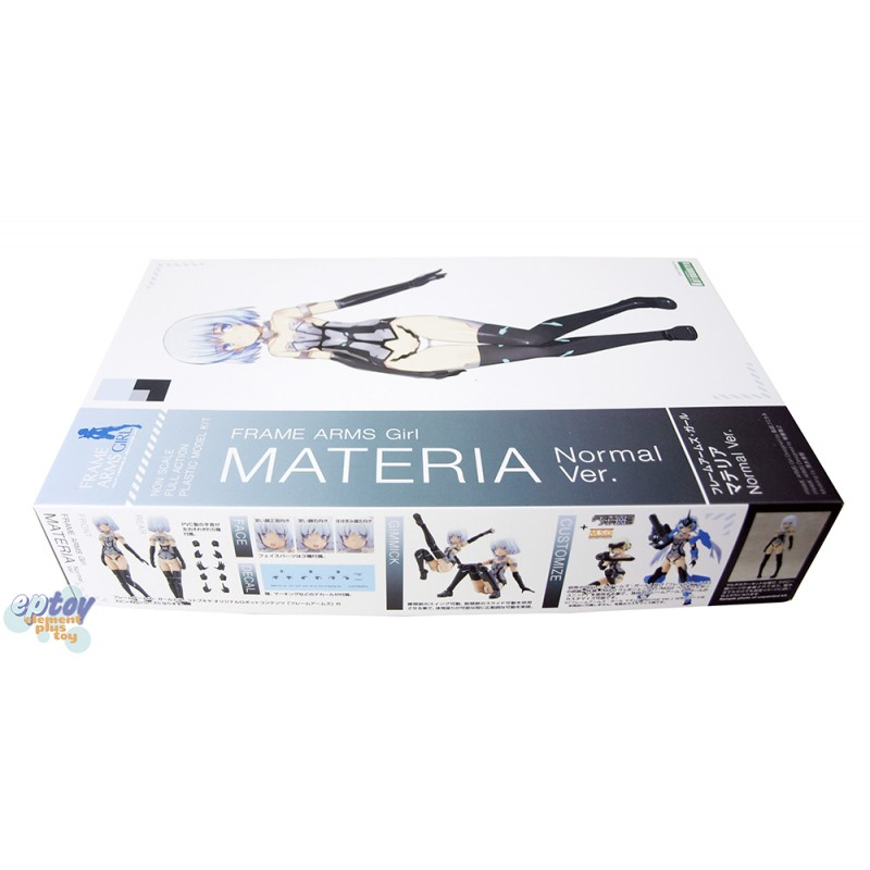 Kotobukiya Frame Arms Girl Materia Normal Ver. Model Kit