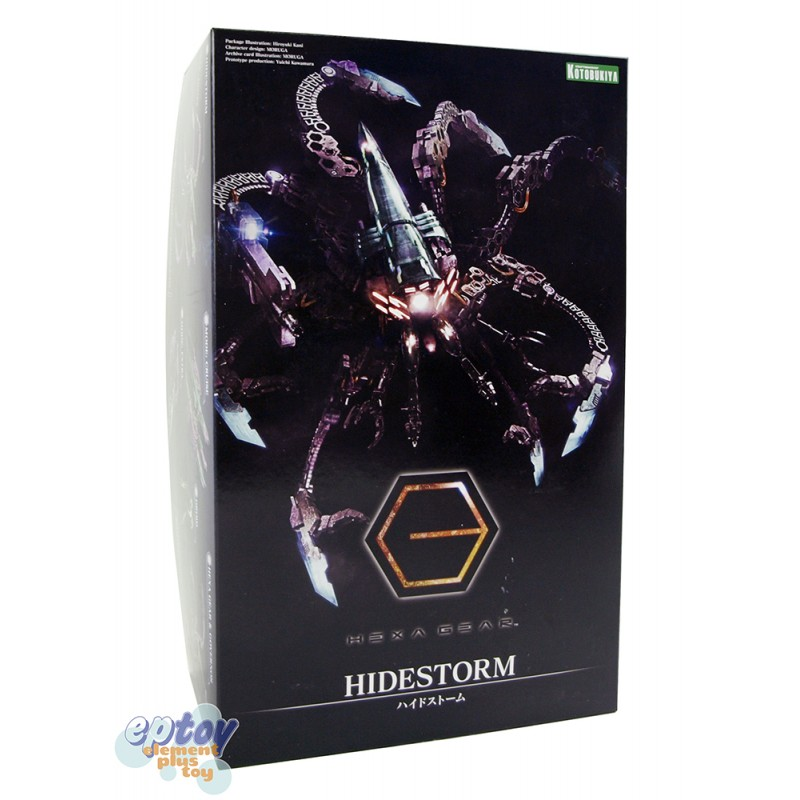 Kotobukiya Hexa Gear Hidestorm 1/24 Model Kit