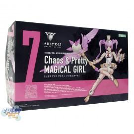 Kotobukiya Megami Device Chaos & Pretty Magical Girl 1/1 Model Kit