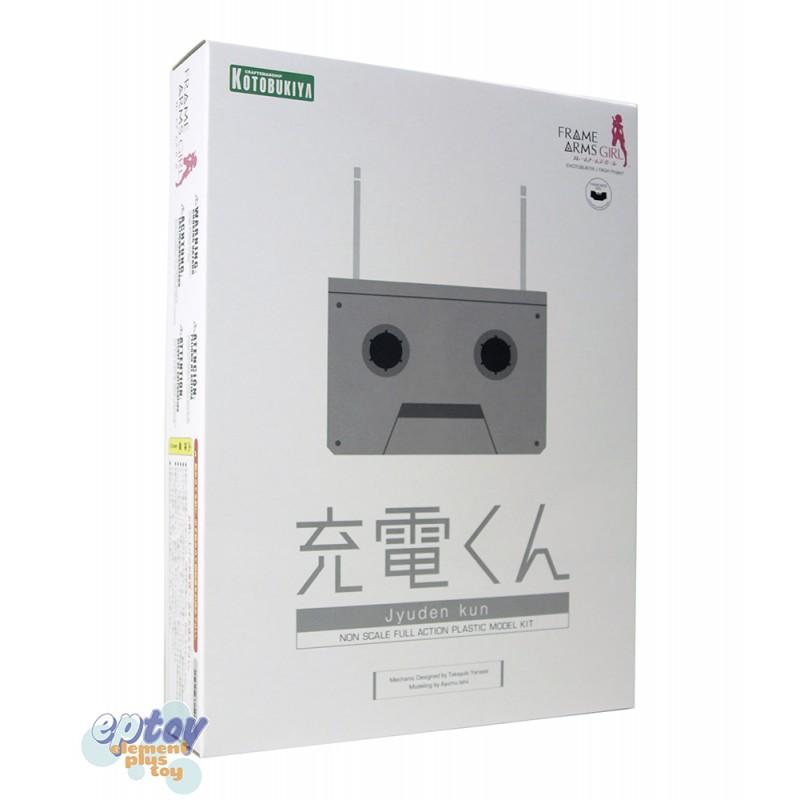 Kotobukiya Frame Arms Girl Jyuden Kun Model Kit