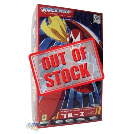 Kotobukiya Mega Man Rockman Blues 1/10 Full Action Plastic Model Kit
