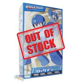 Kotobukiya Mega Man Rockman 1/10 Full Action Plastic Model Kit