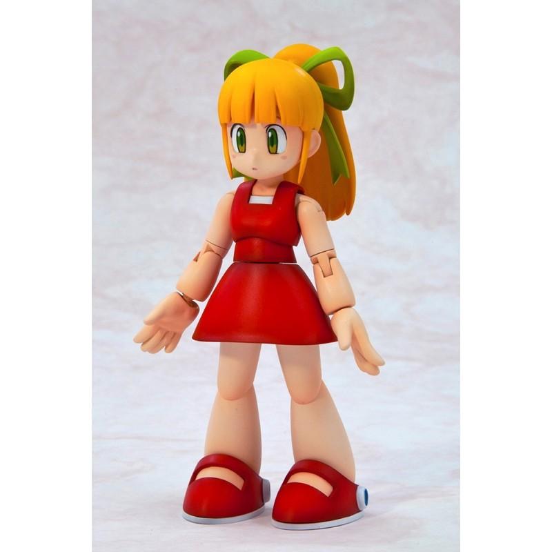 Kotobukiya Mega Man Rockman Roll 1/10 Full Action Plastic Model Kit