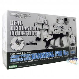 Kotobukiya Patlabor 2 the Movie RMC 03 JGSDF Type97 Improved Labor Hannibal PKO Ver. 1/72 Model Kit