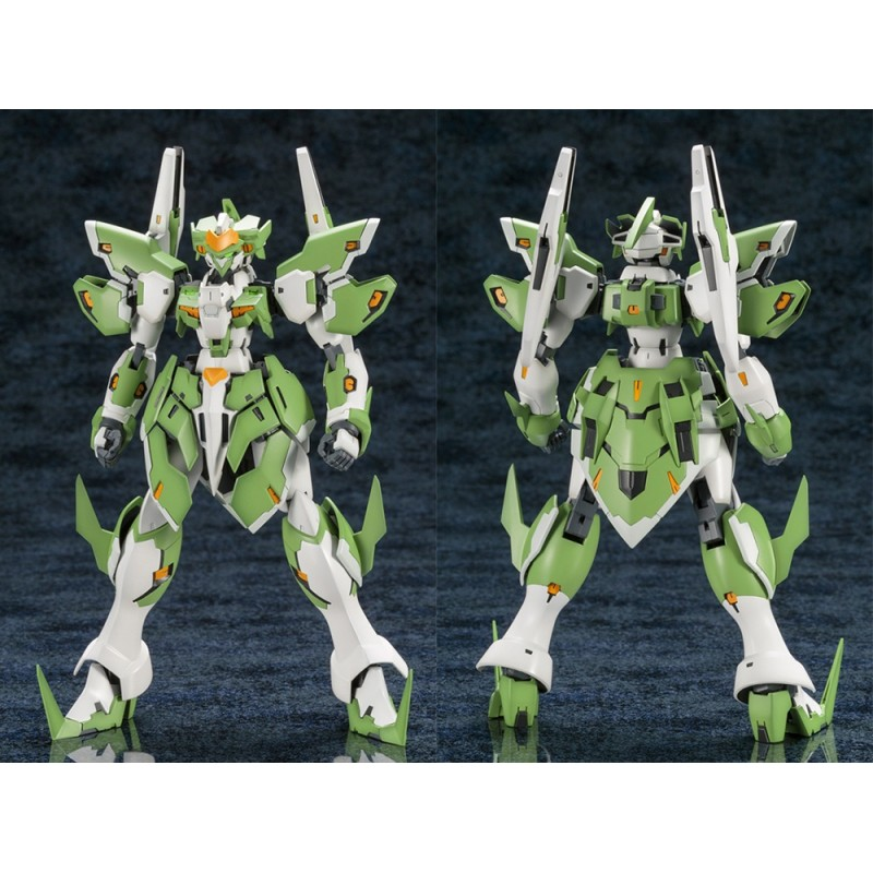 Kotobukiya Super Robot Wars Original Generations OG Raftclans Faunea Model Kit