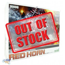 Kotobukiya Zoids HMM 017 EZ-004 Red Horn Model Kit