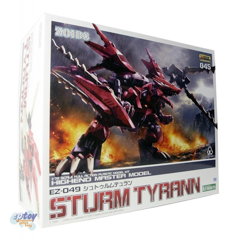 Kotobukiya Zoids HMM 045 EZ-049 Sturm Tyrann Model Kit