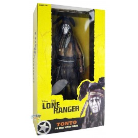 NECA The Lone Ranger Tonto 1/4 Figure
