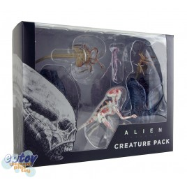NECA Alien Covenant Accessory Pack Creature Pack