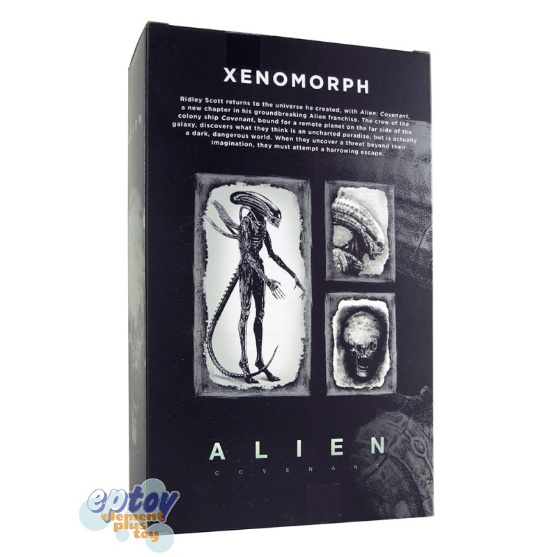 NECA Alien Covenant 7-inch Scale Action Figure Xenomorph