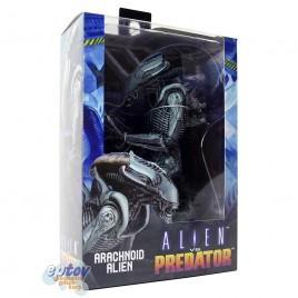 NECA Alien vs Predator Arcade Appearance Arachnoid Alien