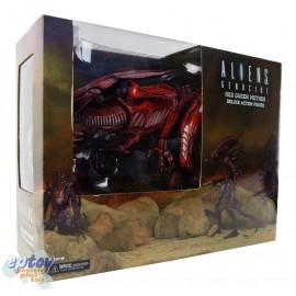 NECA Ultra Deluxe Aliens Genocide Red Queen Mother